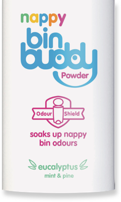 Nappy Bin Buddy Powder
